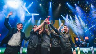 Splyce Vipers levanta su primera Superliga Orange