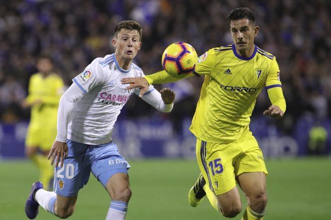 Cádiz vs Zaragoza, hoy el partido de Liga 123 a partir de las 21:00...