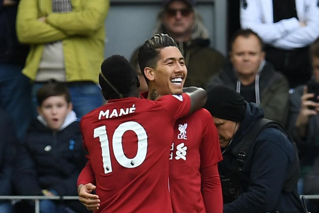 Los goles del triunfo del Liverpool sobre el Porto (2-0)