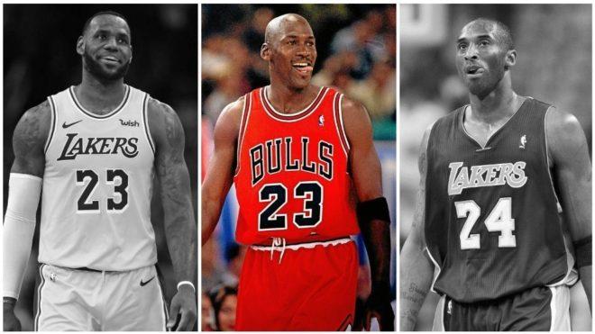 NBA: Los Jugadores De La NBA Lo Tienen Claro: Jordan Es El