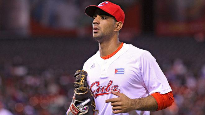 Los peloteros cubanos podrían ver frenadas sus aspiraciones a Grandes...
