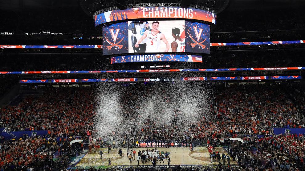 Virginia recibió su primer campeonato