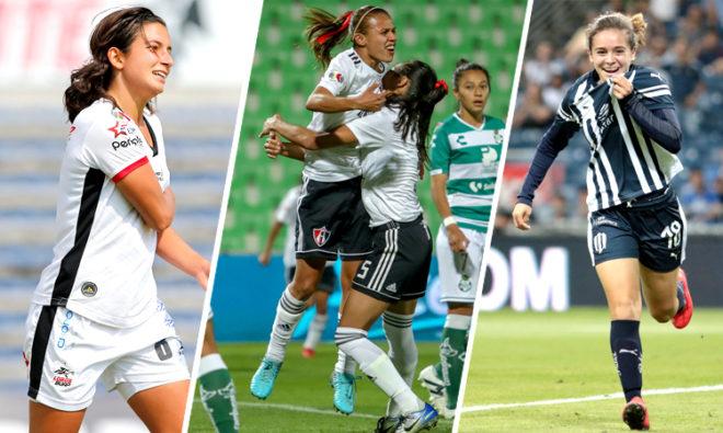 Cierran la jornada 16 de la Liga MX Femenil.