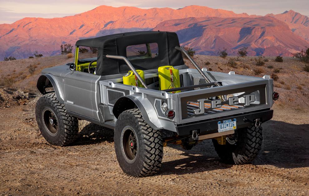 Los seis prototipos de Jeep para el Easter Jeep Safari 2019