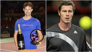 Ferrero, campeón en el Royal Albert Hall, y Safin