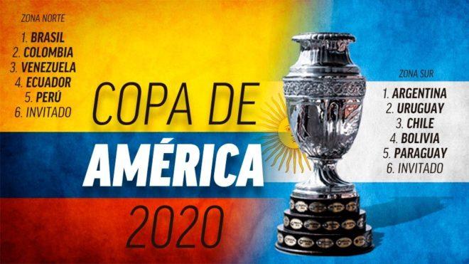 Resultado de imagen de copa america 2020