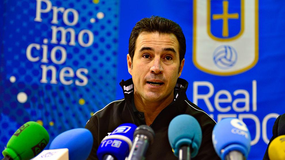 Joaquín del Olmo se refirió a la situación de Hugo Sánchez.