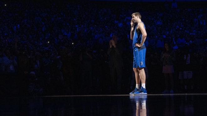 El alemán Dirk Nowitzki anuncia su retirada de la NBA