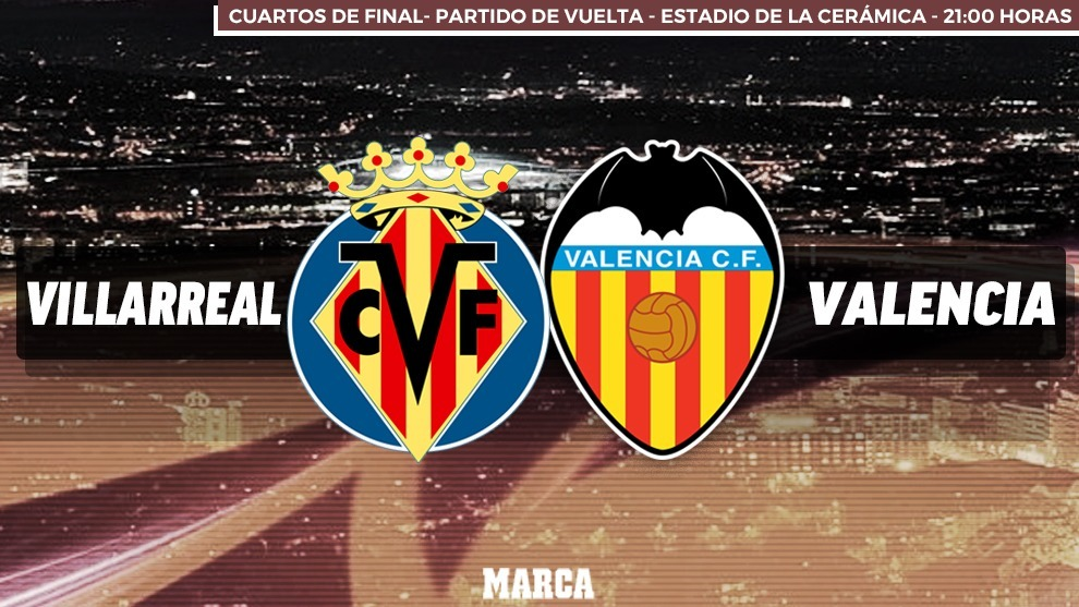 fe7d9a6267cd4b Europa League  Villarreal Vs Valencia  A cinco partidos de la gloria ...