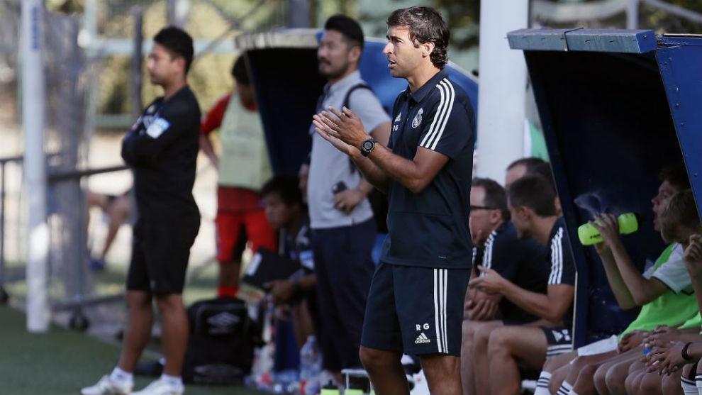 Raul Gonzalez.