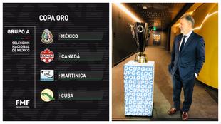 Martino dirigirá su primer torneo oficial con el Tri