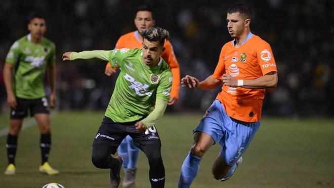 FC Juárez vs Club América minuto a minuto