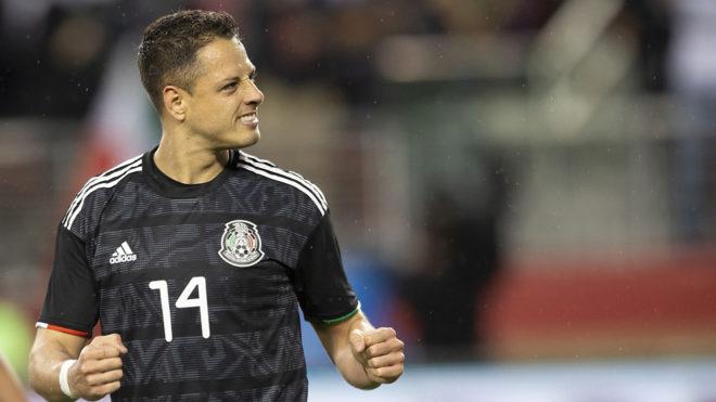 Chicharito podría perderse la Copa Oro