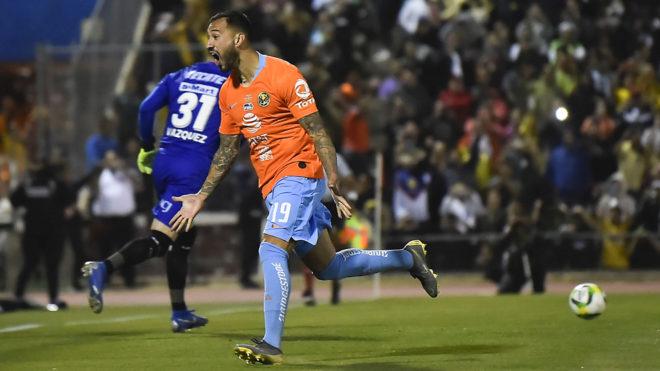 Emanuel Aguilera marcó el gol del título y revancha