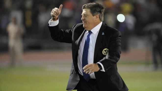 Miguel Herrera quiere el doblete de liga y Copa MX.
