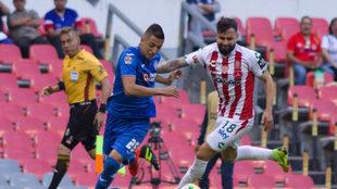Cruz Azul y Necaxa disputarán la Súper Copa MX 2019.