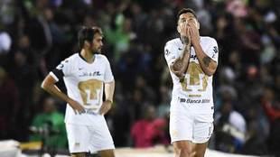 Marioni y Pumas fracasaron en la actual Copa MX.