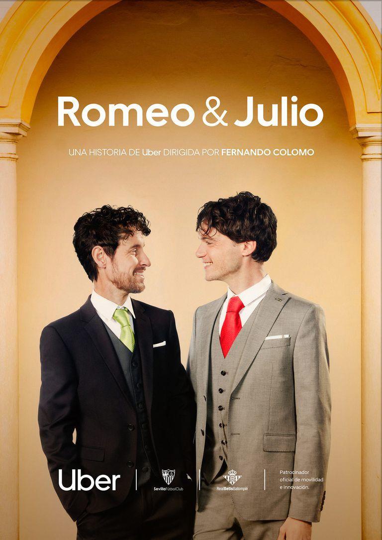 Publicidad Gay Romeo