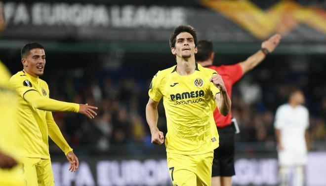 Alineación del Villarreal ante el Valencia en ida de cuartos de...