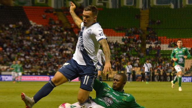 León arrolla al Puebla e impone récord de victorias consecutivas