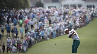 Así se vivió la primera ronda del Masters de Augusta.