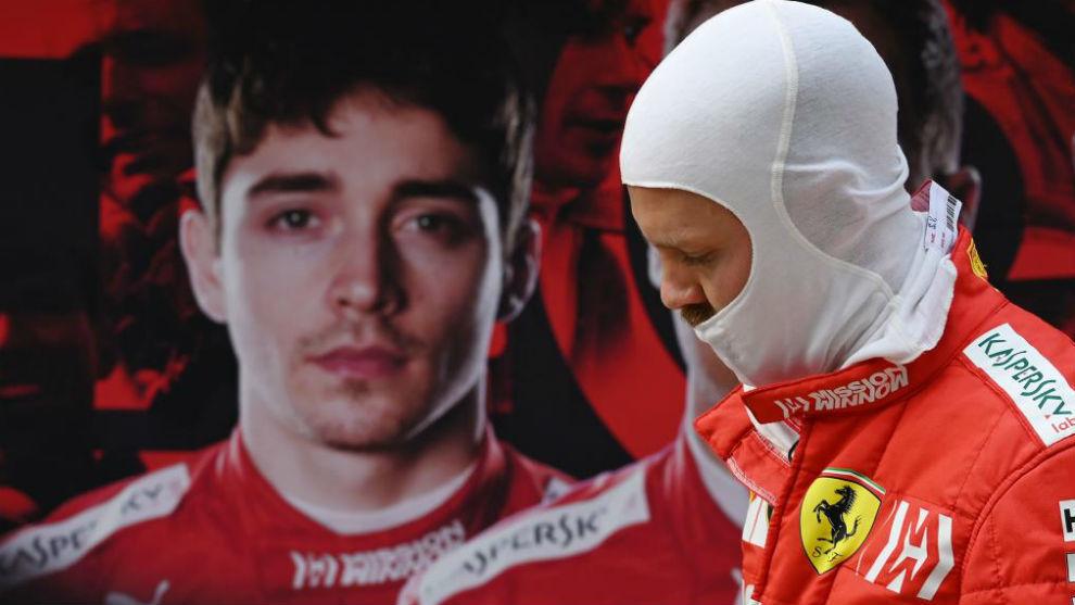 Resultado de imagen de Binotto Vettel