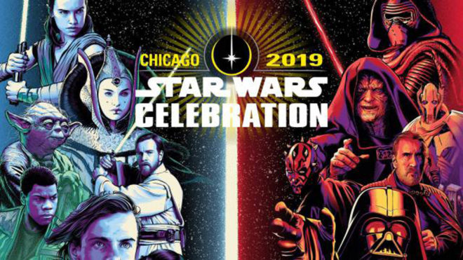 La 'Star Wars Celebration' se celebra en Chicago