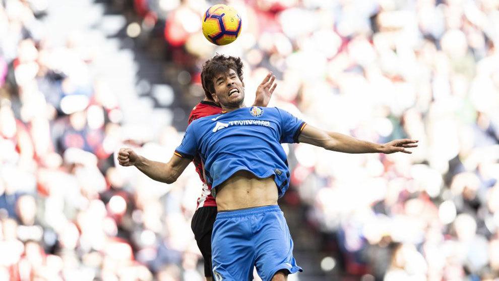 Leandro Cabrera, única baja para viajar a Valladolid