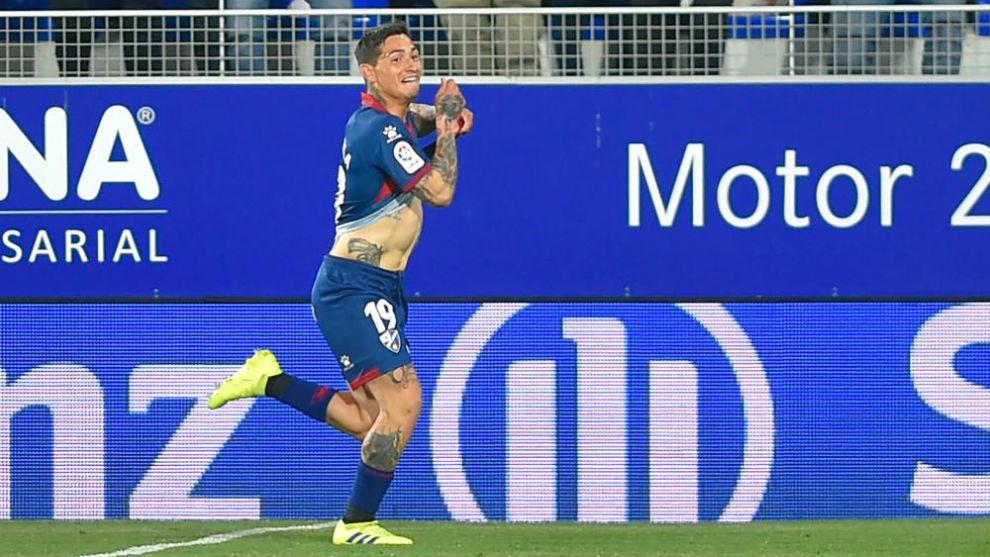 El Huesca bromea con la baja de Messi...¡y lo compara con el 'Chimy' Ávila!