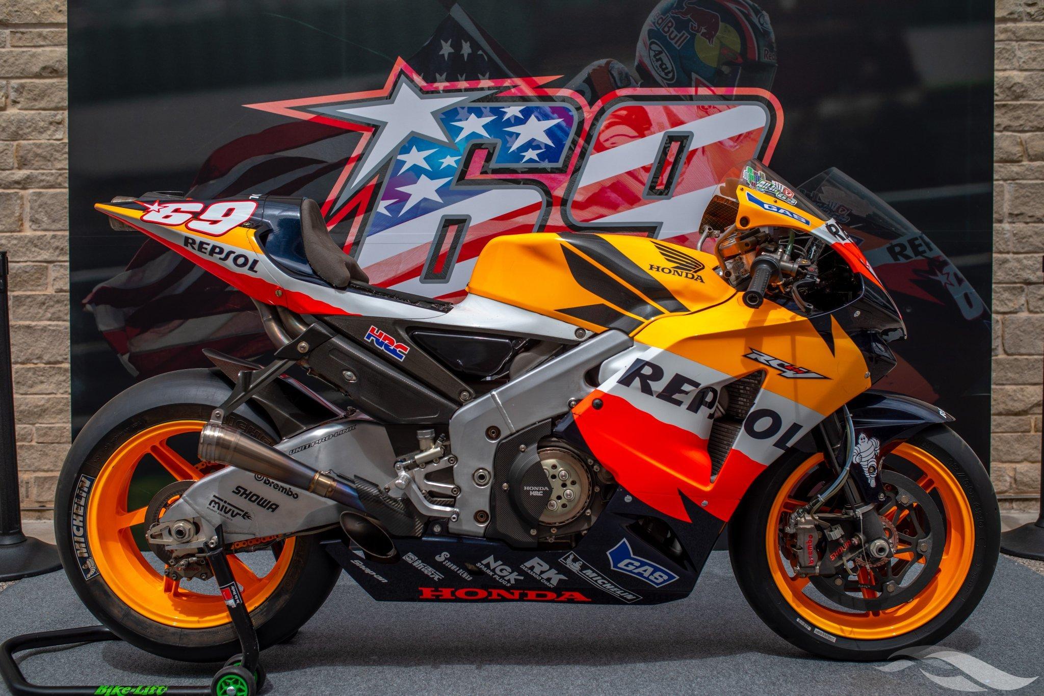 GP Américas MotoGP 2019: MotoGP Retira El Número 69 De