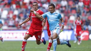 Querétaro y Toluca se enfrentan en la jornada 14 del Clausura 2019.