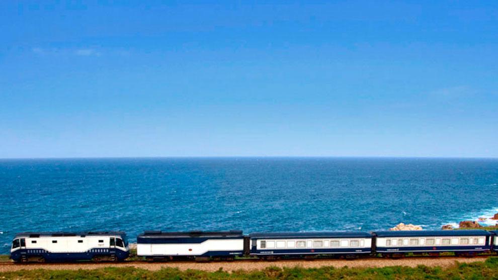 Tren turístico RENFE