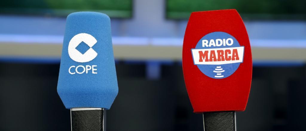 ACUERDO COPE-RADIO <HIT>MARCA</HIT> PARA LA EMISION DEL <HIT>PARTIDAZO</HIT> DE COPE EN RADIO <HIT>MARCA</HIT> MICROFONO ESPUMA