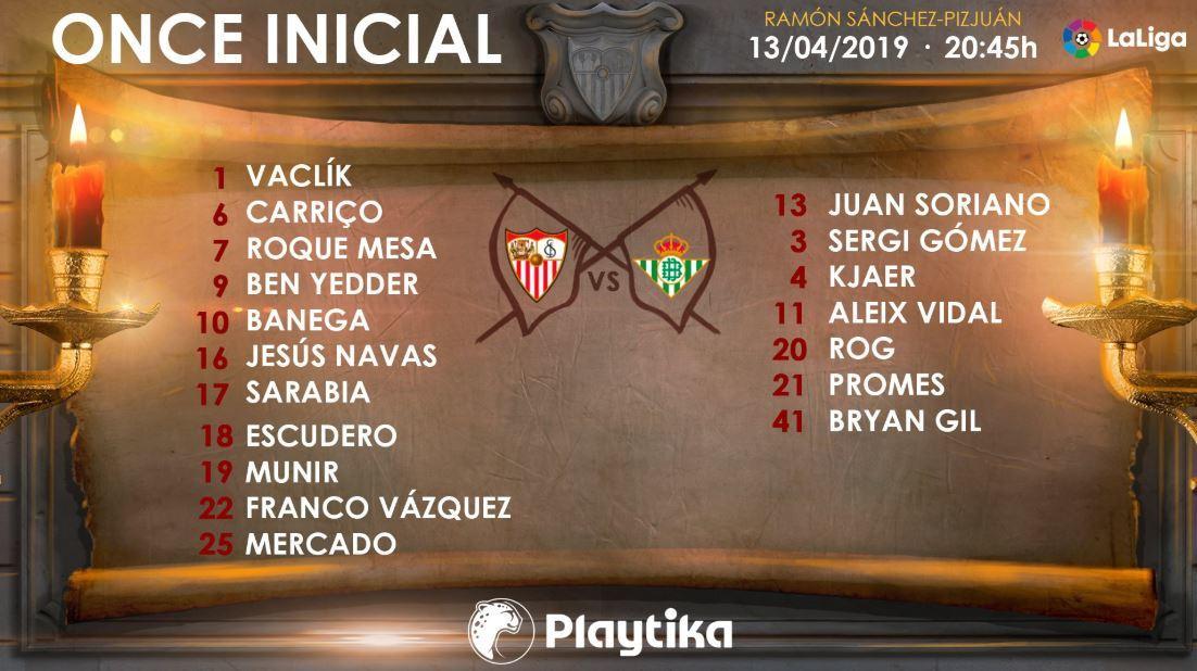 Sevilla vs Betis: resumen, resultado y goles - Liga