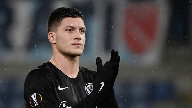 newest collection a3a79 6f550 Transfer Market: Real Madrid choose Luka Jovic | MARCA in ...