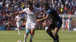 Pardo y Luis Romo.