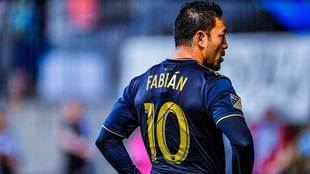Aún se desconoce si Fabián jugará el próximo duelo.