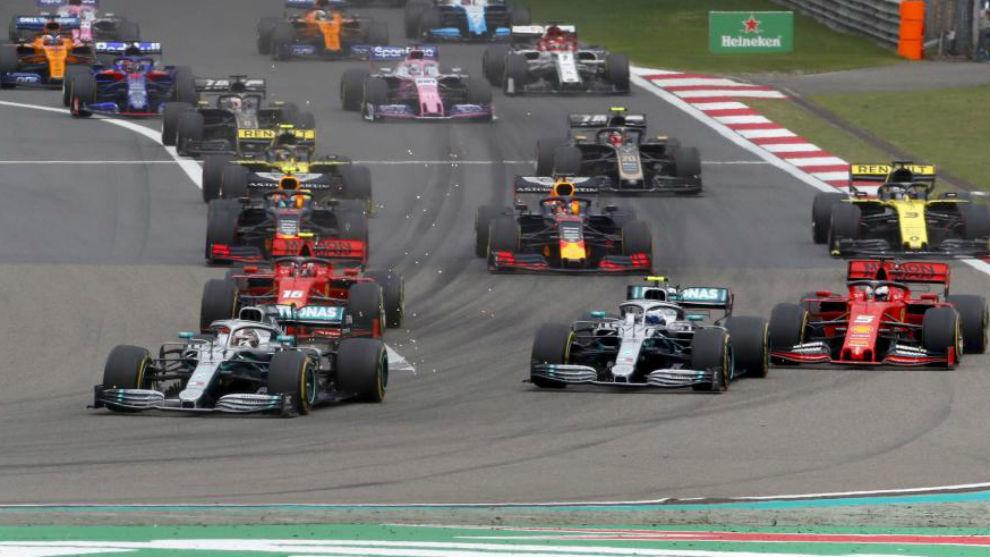 Gran Premio de China 2019 15552277642052