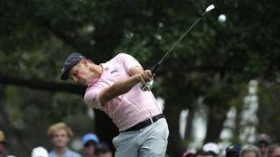 Bryson se lució en Augusta