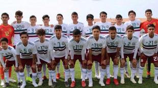 La selección mexicana sub 15 hizo un gran torneo.