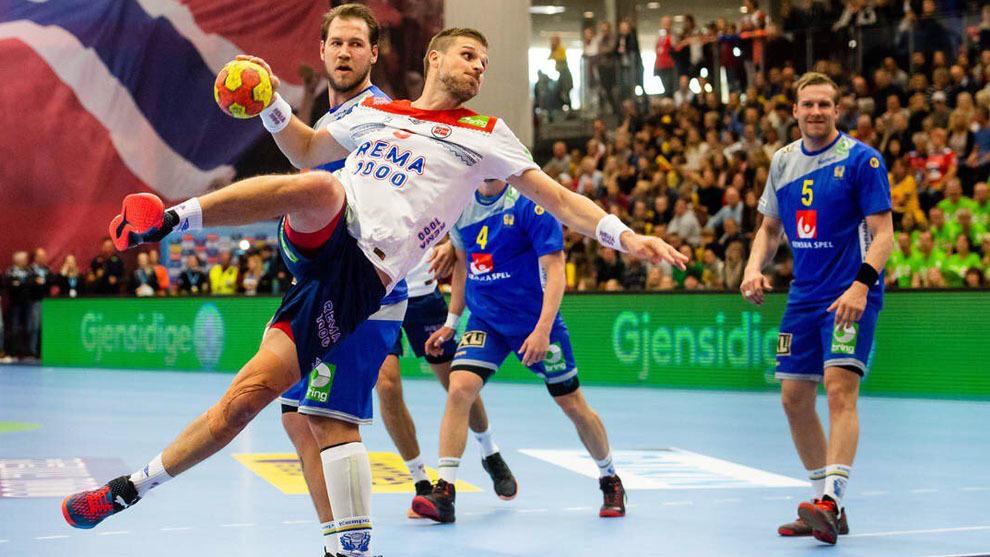 Calendario Europeo Balonmano 2020.Noruega Vuelve A Derrotar A Suecia Y Se Pone Al Frente De La Euro