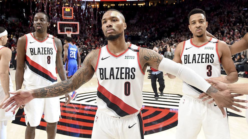 Un apretón de manos para sorprender — PlayOffs NBA