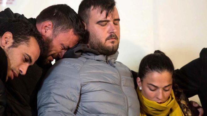 La familia del pequeño Julen, destrozada por su muerte