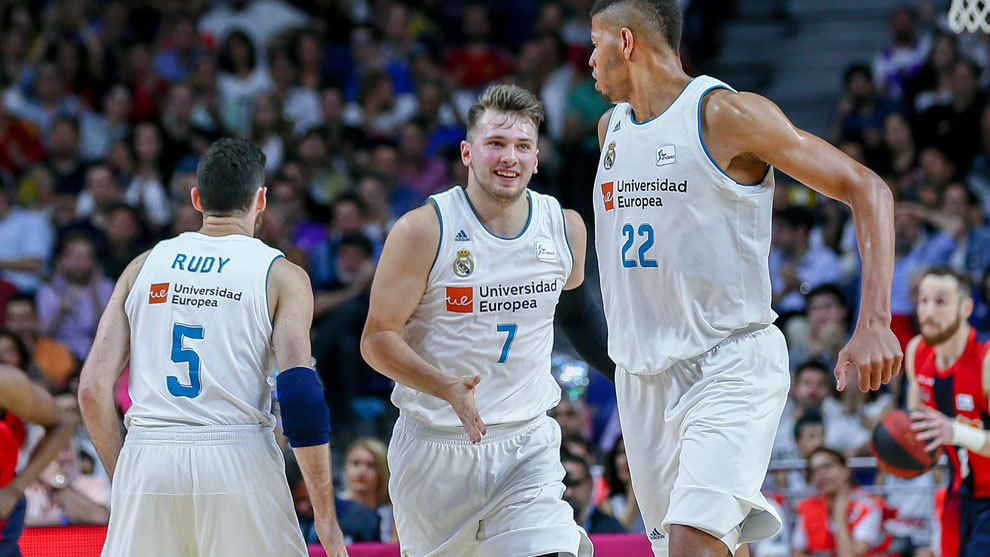 sports shoes fa71f 47d38 Luka Doncic: I miss Real Madrid a lot, what we had was ...