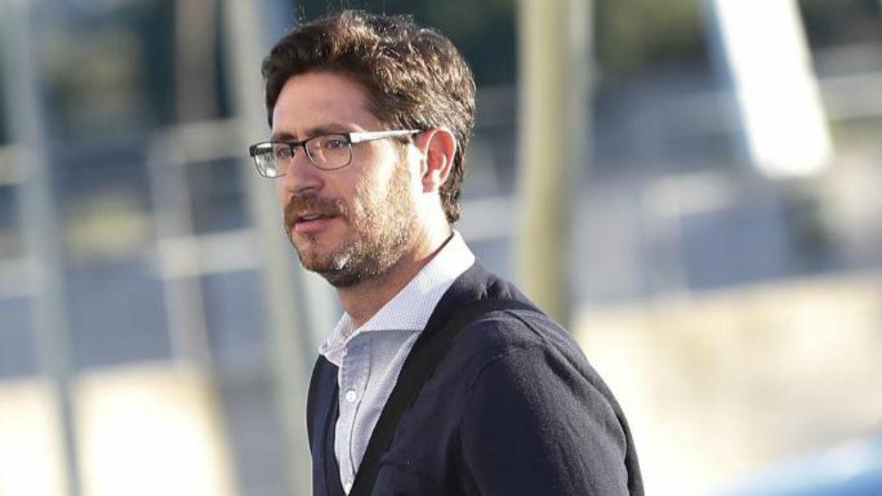 Víctor Sánchez del Amo, esta temporada.