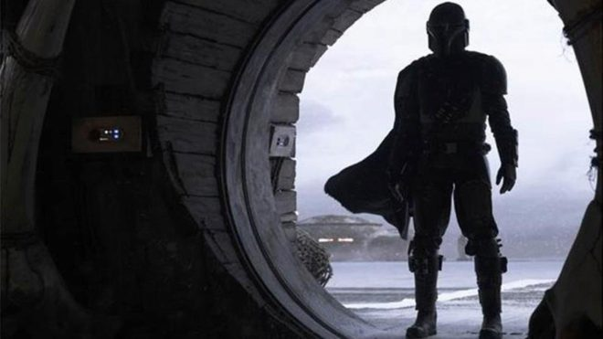 'The Mandalorian', la nueva serie de 'Star Wars'