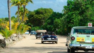 Participarán 110 automóviles, divididos en cuatro categorías.