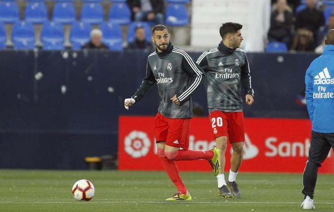 Con Valverde y sin Bale