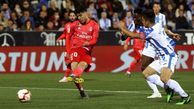 El uno a uno del Real Madrid vs Leganés: Que no hagan caja con Asensio, para eso ya están otros