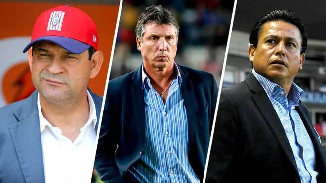 10 técnicos cesados en el Clausura 2019.